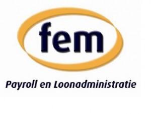 logo FEM met payroll klein